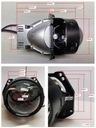 Super Mocne Soczewki BI-LED 3'' szerokie vs KOITO Rodzaj świateł mijania LED