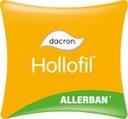 poduszka Hollofil Allerban 70x80 AMW Materiał wypełnienia poliester silikonowany