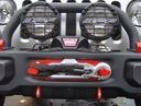 Uchwyt mocowanie 2xLED Maximus3 Jeep Wrangler JK