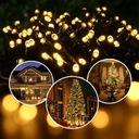 Lamki Choinkowe 500 LED WEWNĘTRZNE / ZEWNĘTRZNE Liczba lampek 301 - 500