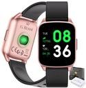 SMARTWATCH zegarek G.ROSSI SMS KROKI FB PULS Typ naręczny