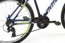 Męski rower górski MTB Kross Hexagon M r.19 2021 Rozmiar ramy 19 cali