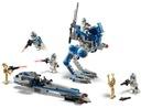 LEGO STAR WARS 75280 Żołnierze-klony z 501 legionu Wiek dziecka 7 lat +