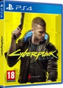 GRA Cyberpunk 2077 PS4 PlayStation 4 PL Tryb gry singleplayer multiplayer