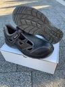 сандалии рабочие защитные обувь КОЖАНЫЙ НОСИК S3