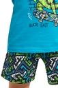 Piżama chłopięca Cornette krótki rękaw wzorzysta Certyfikaty, opinie, atesty Bezpieczny dla dziecka