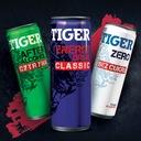 Tiger napój energy drink Classic puszka 24x 250ml Postać gotowy do picia