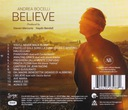 ANDREA BOCELLI: BELIEVE (PL) (CD) Wykonawca Andrea Bocelli