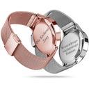 Zegarek damski złoty G.ROSSI - CARMEN zegarki Kształt koperty okrągła