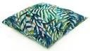 Poduszka dekoracyjna duża wzory 45x45 cm palma Wymiary poduszki 45x45cm