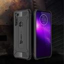Etui Pancerne DIRECTLAB do Motorola Moto G8 Kolor czarny