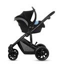 Wózek dzieciecy Kinderkraft PRIME LITE 3w1 Typ siedziska Rozkładane