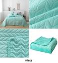 Narzuta na łóżko 200x220 velvet pikowana welur EAN 5903068819834