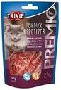 Przysmak kota kaczka biała ryba 91% mięsa Trixie