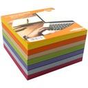 Notes karteczki kostka papierowa kolorowa 85x85x50 Kod producenta K-03