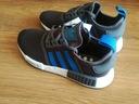 Adidas NMD R1 Sneakersy D96688 BOOST r. 38 2/3 Zapięcie wsuwane sznurowane