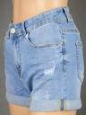 Hot pants damskie szorty spodenki jeans denim L Płeć Produkt damski