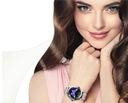 Smartwatch damski PRESTIGE GOLD SPORT KROKI PULS Wysokość koperty 45 mm