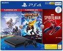 Konsola SONY PlayStation 4 500GB Spiderman + 2 GRY