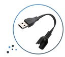 ŁADOWARKA USB DO OPASKI SPORTOWEJ XIAOMI MI BAND 3 Długość produktu 15 cm