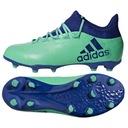 Buty piłkarskie adidas X 17.1 Fg Jr Cp r.35