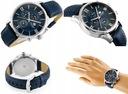Zegarek Gino Rossi Exclusive CHRONOGRAF BOX GRAWER Wodoszczelność 30m = WR30