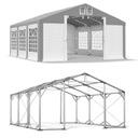 4x6m Namiot ogrodowy ocynkowany cateringowy mocny