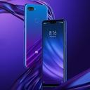 smartfon xiaomi 8 6/128GB Lite niebieski Wysokość produktu 156.4 mm