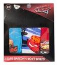 CARS AUTA MAJTKI SLIPKI DLA CHŁOPCA 3-PAK 2/3LAT Kod producenta ET3017
