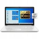 Laptop HP 17'' i5 10GEN 8GB 1TB FHD DVD CAM PK W10 Stan opakowania oryginalne