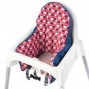 IKEA ANTILOP Poduszka + pokrowiec krzesełka kolor Kod producenta antilop_poduszka_kolor