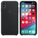 nowe ETUI CASE Iphone X Silicone Case Czarne Dedykowany model Iphone X