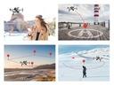DRON EASOUL L109PRO 5G HD KAMERA 4K GPS WIFI 1200M Kamera dron w zestawie z kamerą