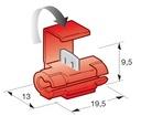 6 штуки быстроразъемное штуцер соединитель кабель 0,5-1,5                                                                                                                                                                                                                                                                                                                                                                                                                                                                                                                                                                                                                                                                                                                                                                                                                                                                   3, mini-фото