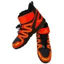 Buty zimowe Pomarańczowy Bardzo dobry Zima 40 Dla Kod producenta brak