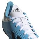 Buty adidas X 19.4 Tf M F35345 niebieskie r.48 2/3 Kolor dominujący niebieski