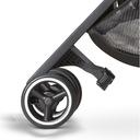 GB wózek POCKIT+ All Terrain FE Atlantic Orange Stelaż Aluminiowy