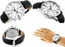 Zegarek Gino Rossi Exclusive CHRONOGRAF BOX GRAWER Funkcje Chronograf Datownik Neobrite Wodoszczelny