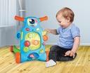 Dumel POTWORKOWY CHODZIK Pchacz panel z zabawkami Kod producenta DD 45547