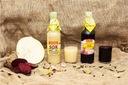 Sok z buraków kiszonych 500ml w SZKLE 100% ZDROWIA Produkt nie zawiera barwników cukru glutenu GMO konserwantów