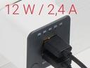 Hama ŁADOWARKA SIECIOWA 2 X USB z TIMEREM /5V/12W Kod producenta 00121987