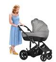 Wózek dzieciecy Kinderkraft PRIME LITE 3w1 Zestaw 3w1