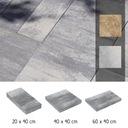 Płyty brukowe Polbruk Multicomplex Nerino 6 cm