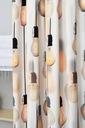 ZASŁONA VELVET MŁODZIEŻOWA ŻARÓWKI 140 x 250 Kolor biały czarny odcienie żółtego wielokolorowy inny