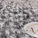 Czapka zimowa - Szara perła - Handmade Marka inna