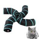Składany tunel dla kota Zabawka dla kota w tunelu Kod producenta 7410427