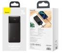 BASEUS POWER BANK 20000MAH PD 20W DO IPHONE 12 QC Typ akumulatora litowo-polimerowy