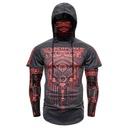 Bluza z Kapturem Cyberpunk na Lato Osłona Twarzy Marka inna