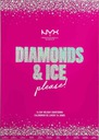 NYX Diamonds Ice Please Kalendarz Adwentowy 2020 Marka NYX Professional Makeup