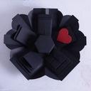 PUDEŁKO NIESPODZIANKA - EXPLODING HEART BOX SERCE Rodzaj kartki okolicznościowe